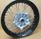 BMW 2004-2006 HP2 ENDURO FRONT OEM COMPLETE STREET SPOKE WHEEL 17X3.50 BLACK