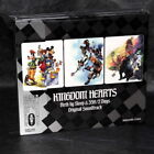 KINGDOM HEARTS Birth by Sleep 358 2 Days Soundtrack JPN Game Music 3 CD Set NEW