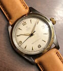 Vintage Tudor Oyster watch, 1950s, ref 7804, SS/gold, serviced