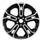 New 20 Replacement Rim for Ford Explorer 2013 2014 Wheel Machined with Black