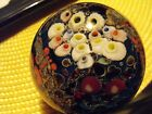 Rick Satava Sea Anenome Signed Paperweight Lovely No Reserve