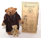 Boyds Mohair Bear Meredith K Pattington and Benjamin #900204 Numbered LE