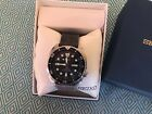 Seiko SRP777 Prospex Turtle 200m Diver's Watch With Helm Canvas strap