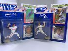 1993 JOHN SMOLTZ / TOM GLAVINE - Starting Lineup - SLU - Figure/Card - Braves