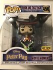 Funko Pop Disney Movie Moment Hook And Tick-Tock Hot Topic Exclusive Peter Pan