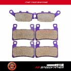For 2001 Honda RVT1000R RC51 Front and Rear Carbon fiber Brake Pads
