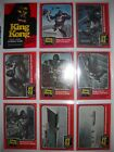 1976 Topps King Kong Trading Cards 8