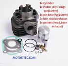 50cc 40mm cylinder kit for Dinli Diamond Back 50 50cc 2T ATV youth ATV quads