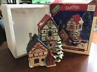 Lemax Village-Dickensvale- Santa's Wonderland - Christmas Village Inn -