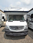2018 Mercedes Benz SunSeeker 2400R Motor Home