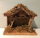 5 Scale Medium Italian Nativity Stable by Fontanini