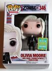 SDCC 2016 OLIVIA MOORE IZOMBIE FUNKO POP VINYL FIGURE SUMMER EXCLUSIVE RARE