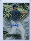 2016 TOPPS HIGH TEK #HT-WM WIL MYERS AUTOGRAPH #5 50, SAN DIEGO PADRES, 012119
