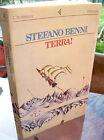 1983 Stefano Benni  Earth Graphic Novel Sci Fi First Edition