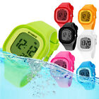 Kids Watches Boys Girls Waterproof Sport Digital Stopwatch Wrist Watch for Youth