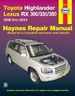 Repair Manual Haynes 92095