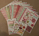 Basic Grey 12x12 Scrapbook Paper Stickers Eskimo Kisses Christmas