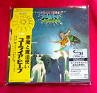 Uriah Heep Demons And Wizards SHM MINI LP CD JAPAN UICY-94724