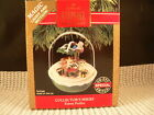 HALLMARK ORNAMENT 1991 FOREST FROLICS 3rd. EDITION-----LIGHT & MOTION-----DATED