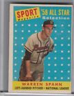 Warren Spahn Cards, Rookie Cards and Autographed Memorabilia Guide 15