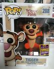 Winnie the Pooh- Tigger Flocked SDCC Funko Pop Vinyl +Protector ⭐️Insured Post⭐