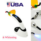 Us Dental 10w Wireless Cordless Led Curing Light Lamp Meter 2000mw Tool Optional