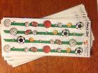 10 Suzys Zoo Scrapbooking Border Stickers sports