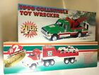 7 Eleven Diecast Toy Wrecker Tow Truck + Race Car Carrier 2  4 in a Series