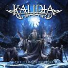 KALIDIA - THE FROZEN THRONE   CD NEW+