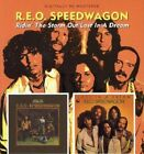 REO SPEEDWAGON - RIDIN' THE STORM OUT/LOST IN A DREAM 2 CD NEW+