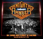 NIGHT RANGER - 35 YEARS AND A NIGHT IN CHICAGO  2 CD+DVD NEW+