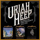 URIAH HEEP - WORDS IN THE DISTANCE (3CD BOXSET)  3 CD NEW+