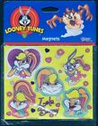 Lola  Bugs Bunny Magnets Set of 5 RARE Looney Tunes Collectible Made in USA