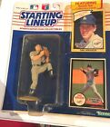 1989 Kenner Starting Lineup Orel Hershiser LA Dodgers Action Figure