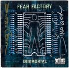 FEAR FACTORY Digimortal, BURTON C. BELL & DINO CAZARES Obsolete Autograph SIGNED