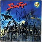 SAVATAGE Poets and Madmen Chris Caffery Johnny Lee Middleton +3 Autograph SIGNED