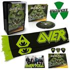 Overkill - The Grinding Wheel Boxset Only 750 made New & Sealed - Scarf Picks