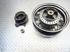 1993 88-93 HONDA VT600C SHADOW 600 VLX DELUXE REAR WHEEL RIM STRAIGHT BRAKE DRUM