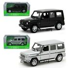 WELLY 124 2012 2014 MERCEDES BENZ G CLASS G WAGON SUV NEW DIECAST MODEL 24012