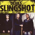 DEVIL'S SLINGSHOT - CLINOPHOBIA  CD NEW+