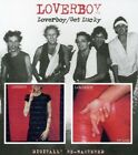 LOVERBOY - LOVERBOY/GET LUCKY/REM.  CD NEW+