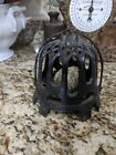 Antique Cast Iron String Holder Counter Top Kitchen Store