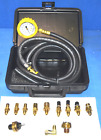 Matco OPK1 Oil Pressure Test Kit with fittings Pre Owned in Good Condition