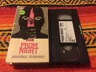 Prom Night VHS MCA Video Horror Lee Curtis