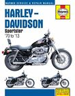 1970-2013 Harley Davidson Sportster XL 883 1200 HAYNES REPAIR MANUAL