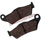 Brake Pads for KTM MX250F MXC525 Desert Racing 2003-2004 EXC520 SX520 2001-2003