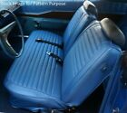 1972 Dodge Charger Se Bench Front Seat Cover