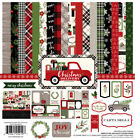 Carta Bella Paper Christmas Delivery 12x12 Scrapbook Kit Papers + Stickers
