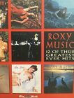 ROXY MUSIC CD - 12 GREATEST HITS - VIRGINIA PLAIN, DO THE STRAND - PROMO