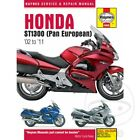 Honda ST 1300 A Pan European ABS 2004-2005 Haynes Service Repair Manual 4908